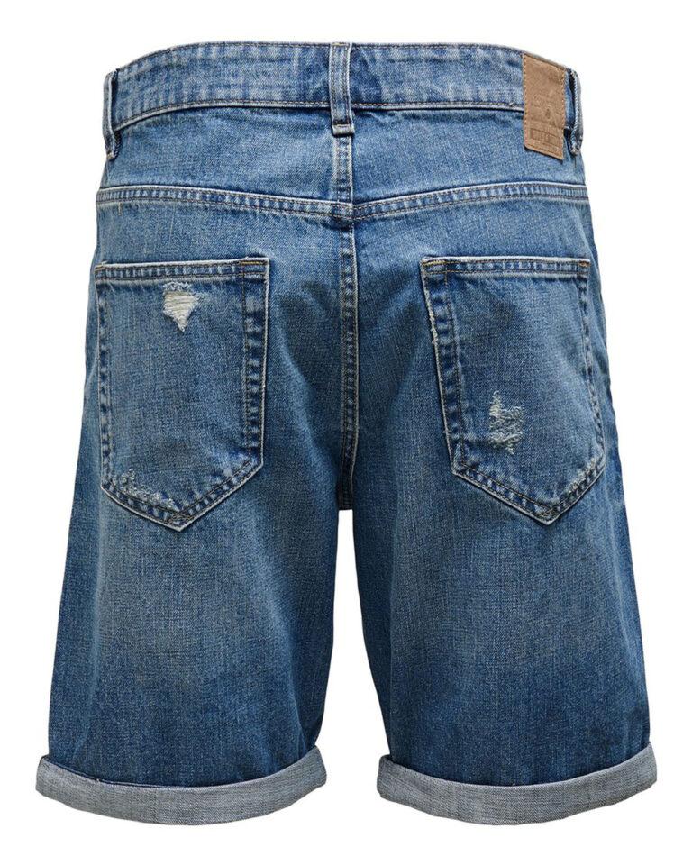 Shorts Only & Sons AVI Denim - Foto 3
