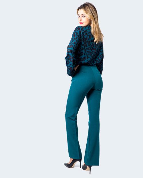 Bluse manica lunga Akè GRIFFIN Verde - Foto 3