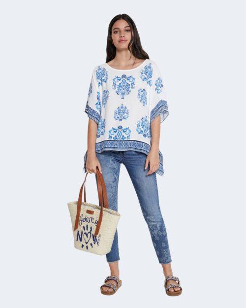 T-shirt Desigual ANDES Bianco – 65653