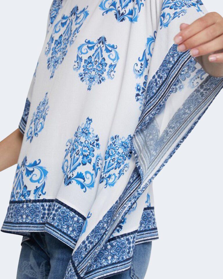 T-shirt Desigual ANDES Bianco - Foto 2