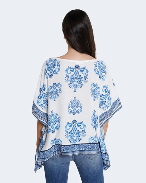 T-shirt Desigual ANDES Bianco - Foto 3