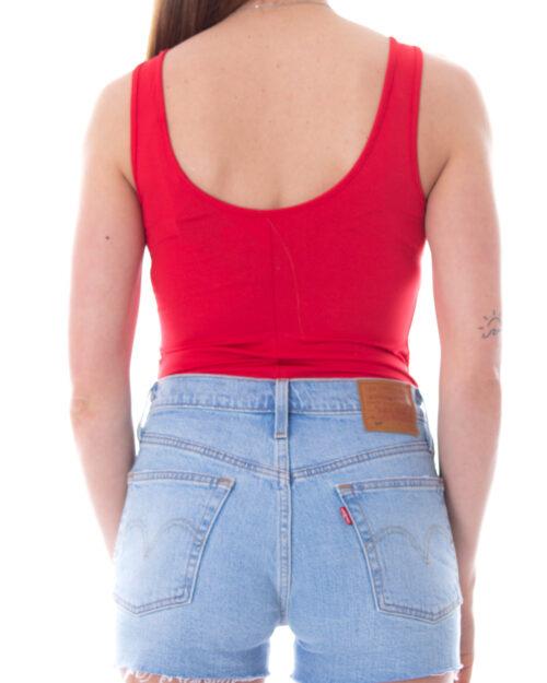 Body Levi's® FLORENCE BODYSUIT Rosso – 29554