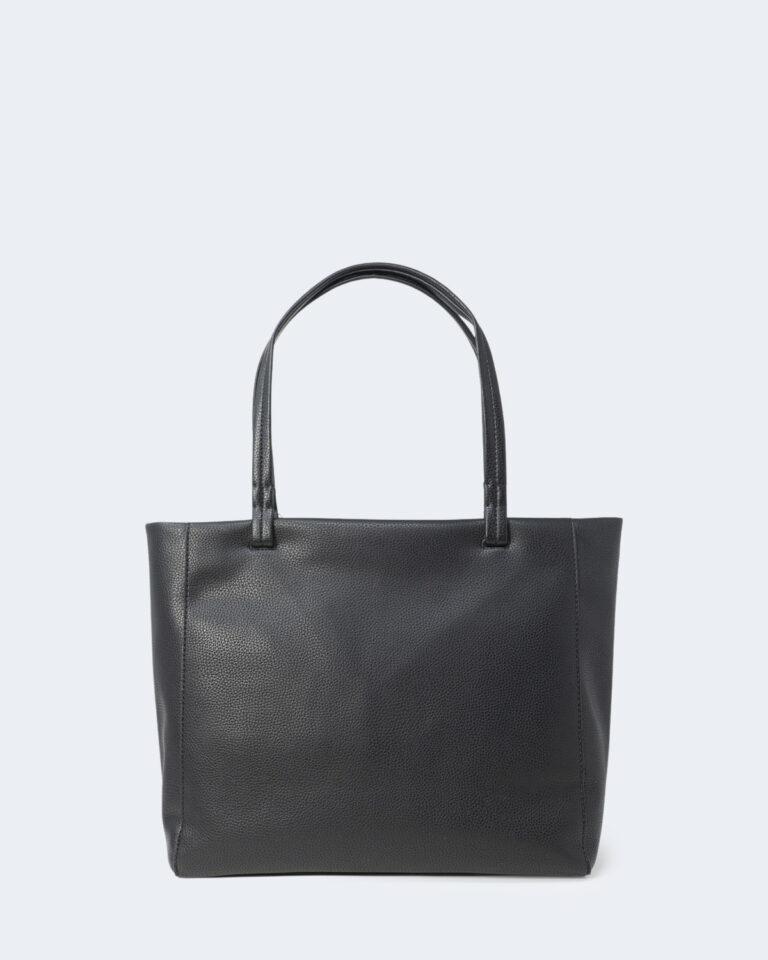 Borsa Calvin Klein SOFT SHOPPER 29 Nero - Foto 2