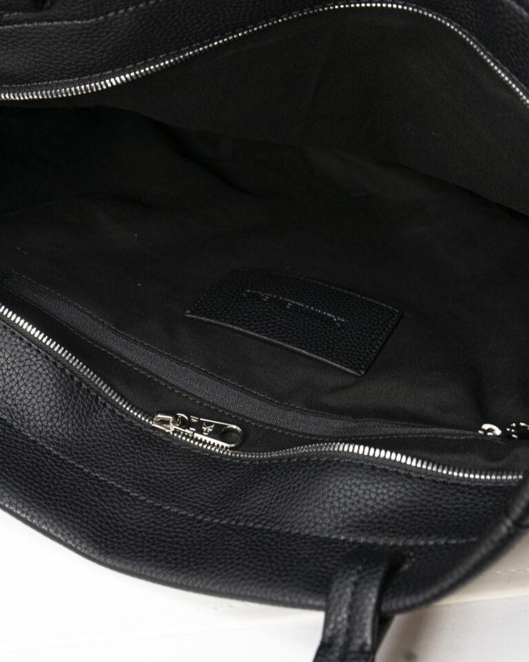Borsa Calvin Klein SOFT SHOPPER 29 Nero - Foto 3