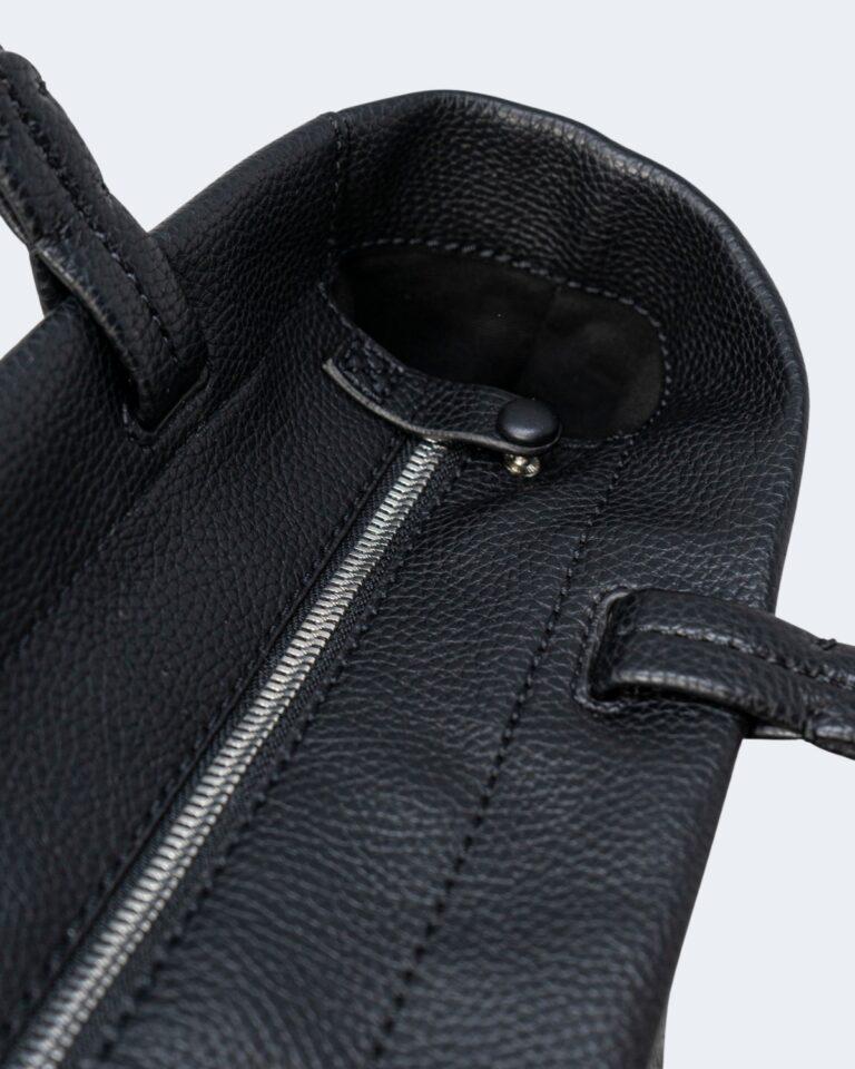 Borsa Calvin Klein SOFT SHOPPER 29 Nero - Foto 4