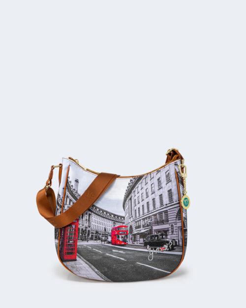 Borsa Y Not? SHOULDER BAG LARGE Londra – 63949