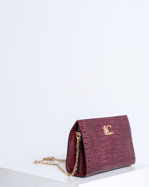 Borsa La Carrie Ophelia Continental Clutch Bordeaux – 53584