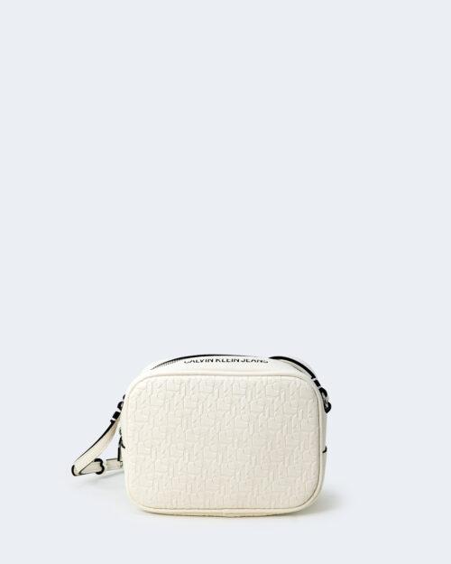 Borsa Calvin Klein CAMERA Bianco - Foto 1