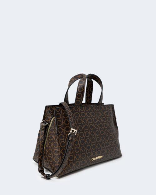 Borsa Calvin Klein TOTE Marrone – 64804