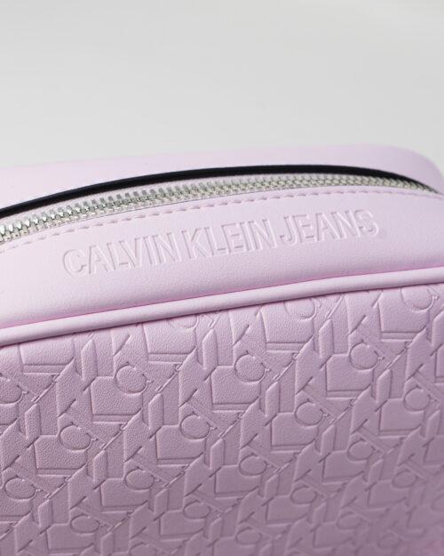 Borsa Calvin Klein CAMERA Rosa - Foto 3