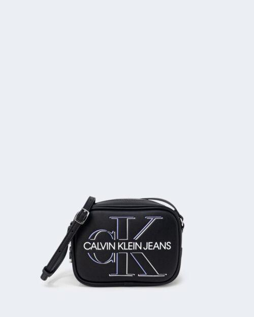Borsa Calvin Klein CAMERA BAG GLOW Nero – 64780
