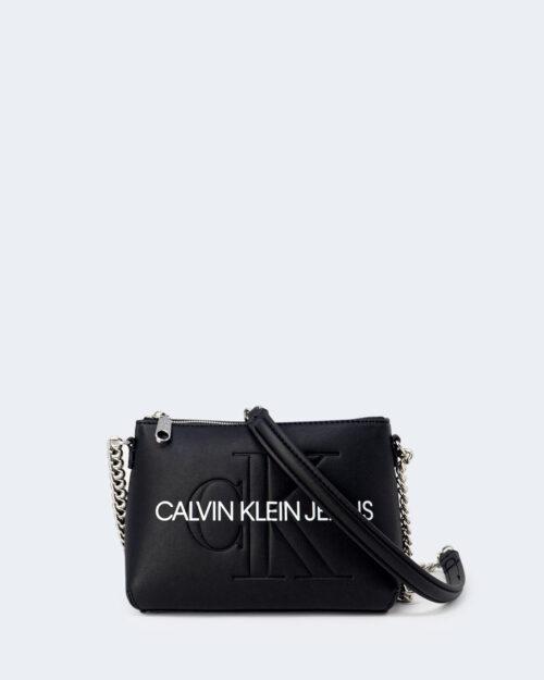 Borsa Calvin Klein CAMERA POUCH Nero - Foto 1