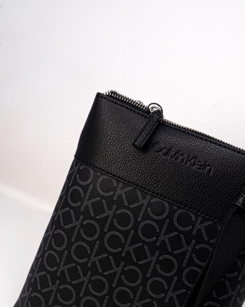 Borsa Calvin Klein FLAT PACK Nero – 64748