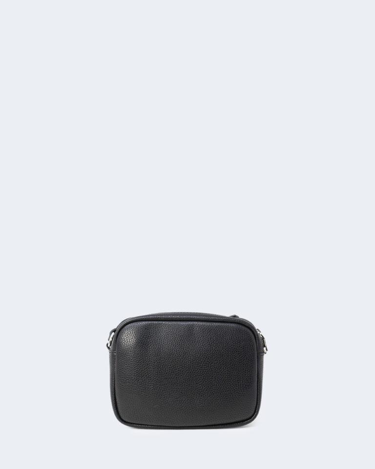 Borsa Calvin Klein DOUBLE ZIP CROSSBODY Nero - Foto 2