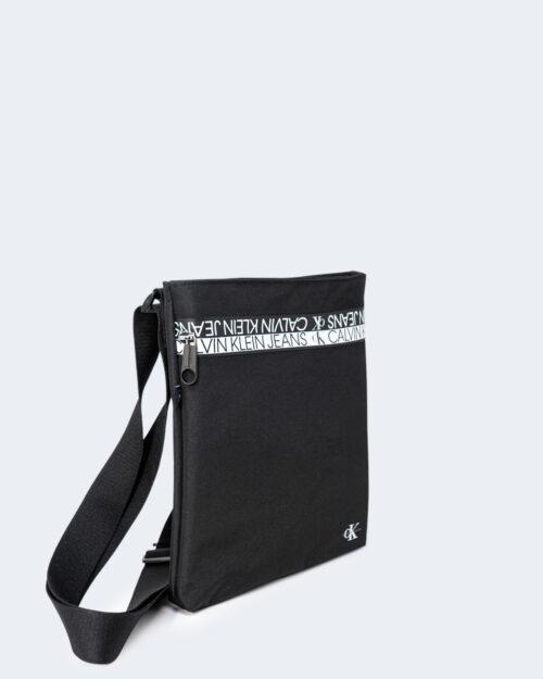 Borsa Calvin Klein FLATPACK MIRROR Nero – 64747