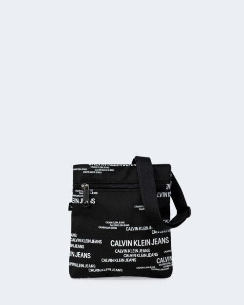 Borsa Calvin Klein MICRO FLATPACK URBAN Nero – 64773