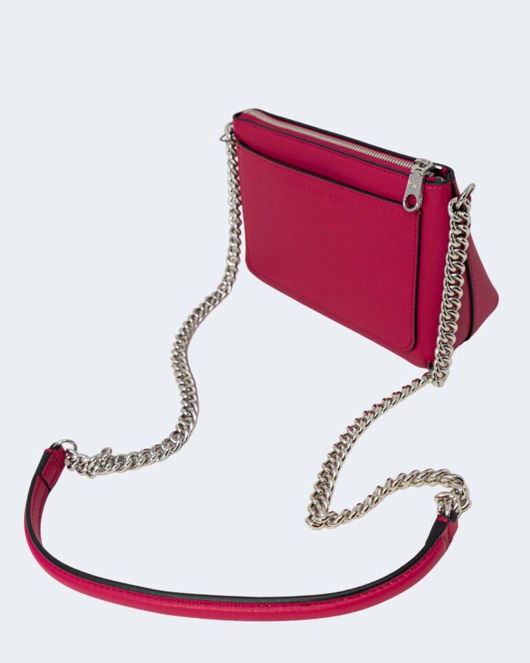 Borsa Calvin Klein CAMERA POUCH Rosso - Foto 4