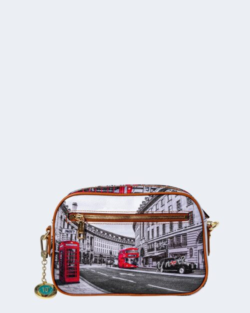 Borsa Y Not? CAMERA BAG Londra – 63927