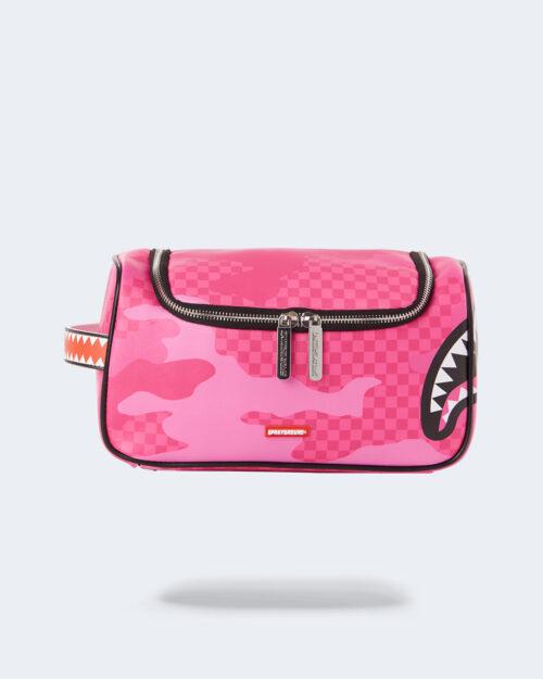 Pochette Sprayground ANIME CAMO TOILETRY BAG Rosa – 58764