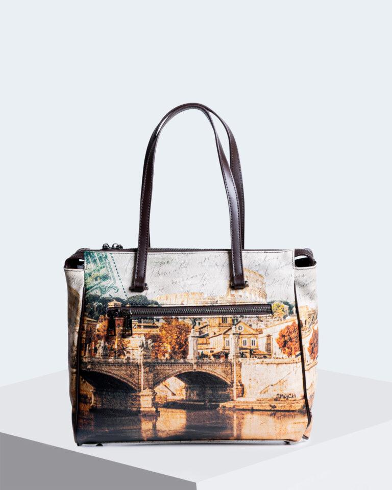 Borsa Y Not? Shopping Bag Rome Santangelo - Foto 2