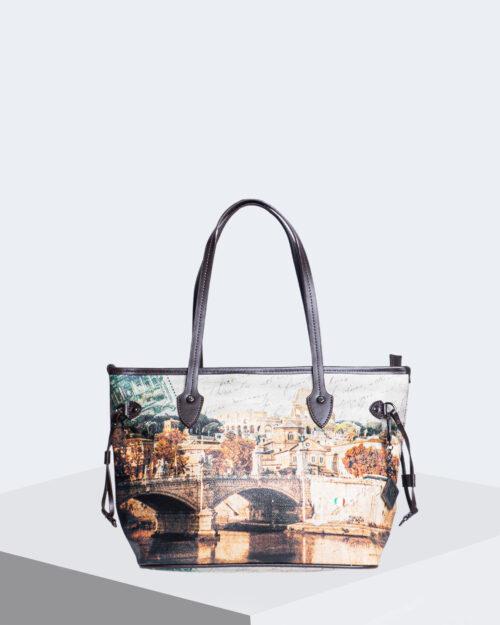 Borsa Y Not? Shopping Bag Rome Santangelo - Foto 1
