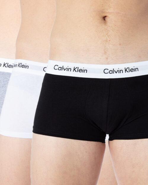 Boxer Calvin Klein Underwear calvin Klein 3 PACK TRUNKS Grigio – 28971