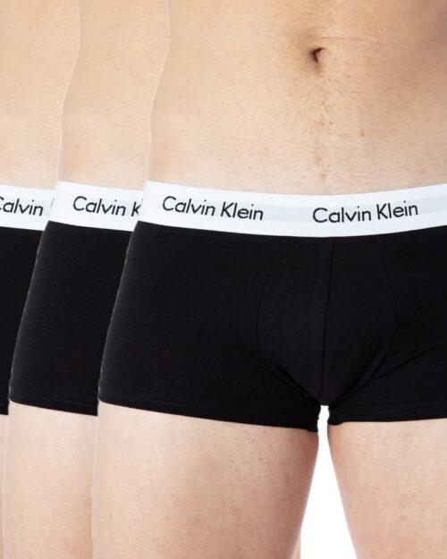 Boxer Calvin Klein Underwear calvin Klein 3 PACK TRUNKS Nero – 28971