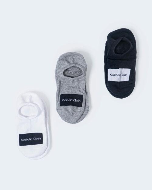 Fantasmini Calvin Klein Liner 3P Bag Joey Grigio – 60031