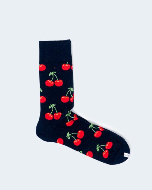 Calzini Lunghi Happy Socks CHERRY SOCK Blu – 22792