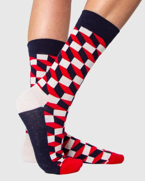 Calzini Happy Socks Classic Stripe Gift Box Blu – 42178