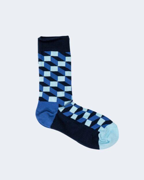 Calzini Happy Socks FILLED OPTIC Blu – 66594