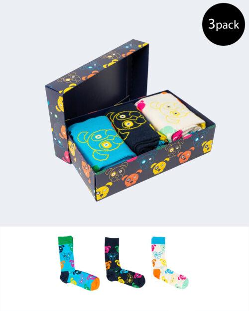 Calzini Happy Socks MIXED DOG GIFT SET Blu – 66565