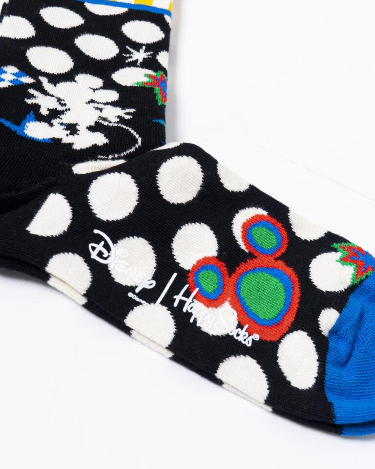 Calzini Lunghi Happy Socks TUNE IN SOCK Giallo - Foto 2