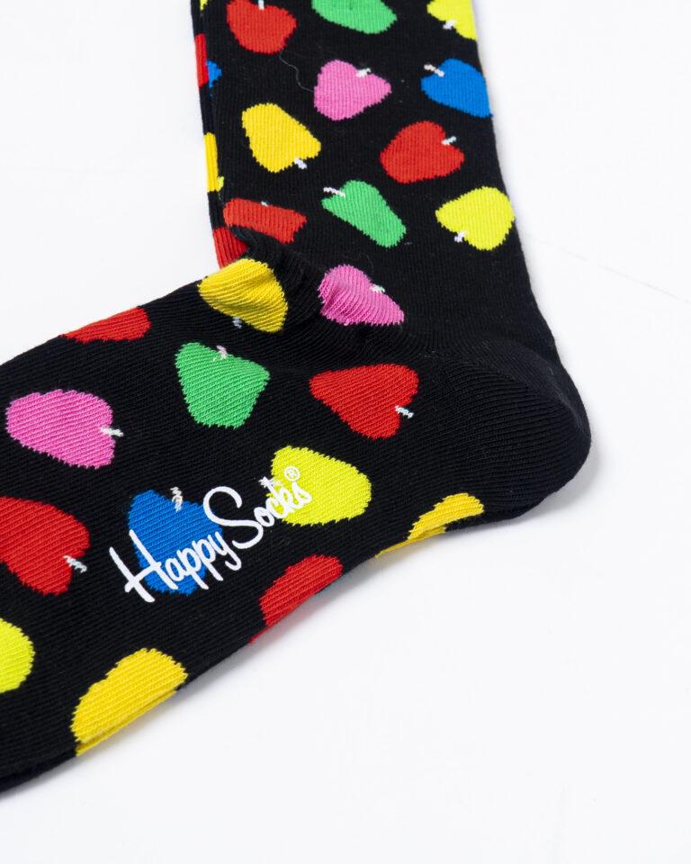 Calzini Happy Socks APPLE SOCKS Nero - Foto 2