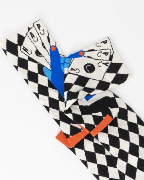 Calzini Happy Socks LUCKY WINNER Nero – 66592