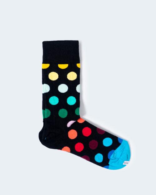 Calzini Lunghi Happy Socks SOCK BIG DOT Nero – 54912
