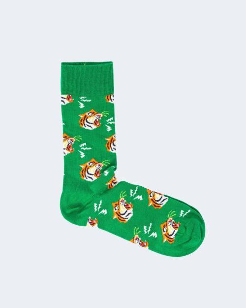 Calzini Happy Socks TIGER Verde – 66586