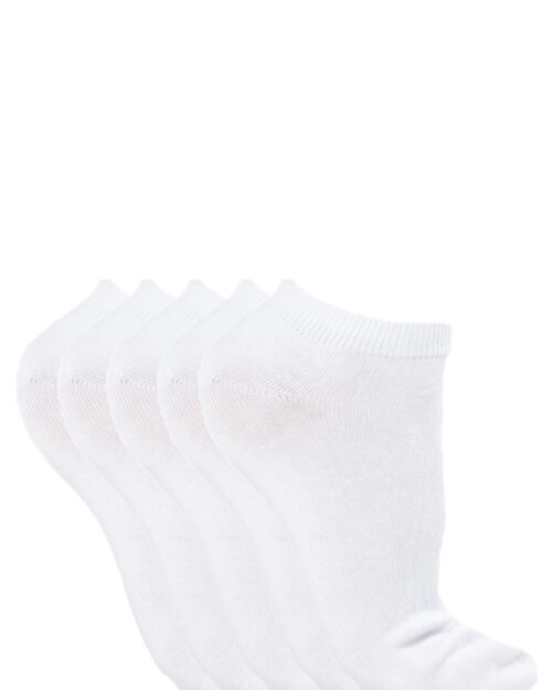 Calzini corti Jack Jones Dongo Socks 5 Pack Noos Bianco - Foto 1