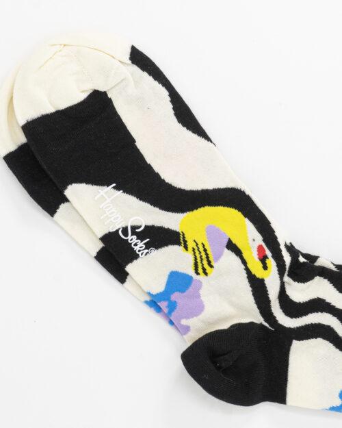 Calzini Lunghi Happy Socks CIRCUS Bianco – 66577
