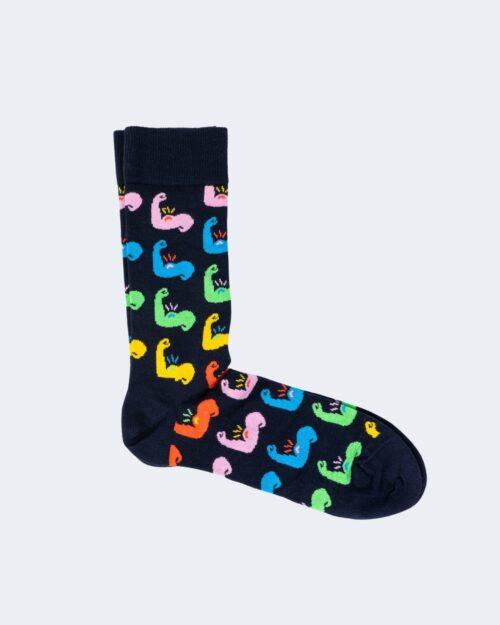 Calzini Lunghi Happy Socks STRONG Blu – 66479