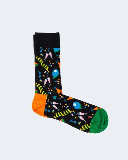 Calzini Lunghi Happy Socks PARTY PARTY Nero – 66473