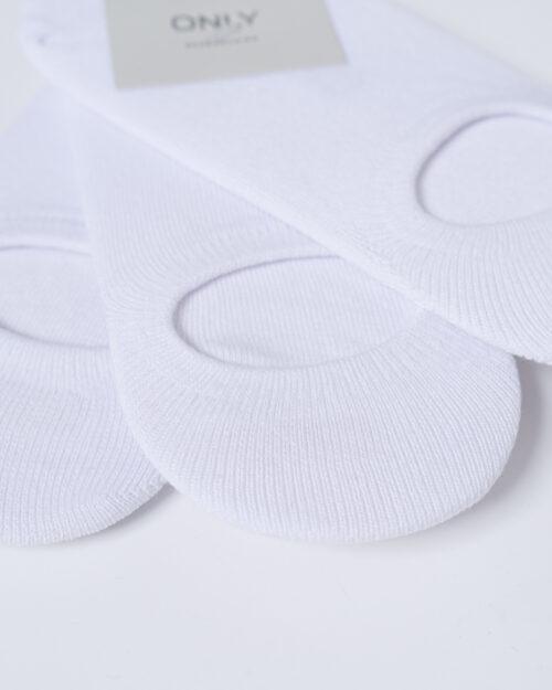 Fantasmini Only MACY 3-PACK SOCKS Bianco – 42050