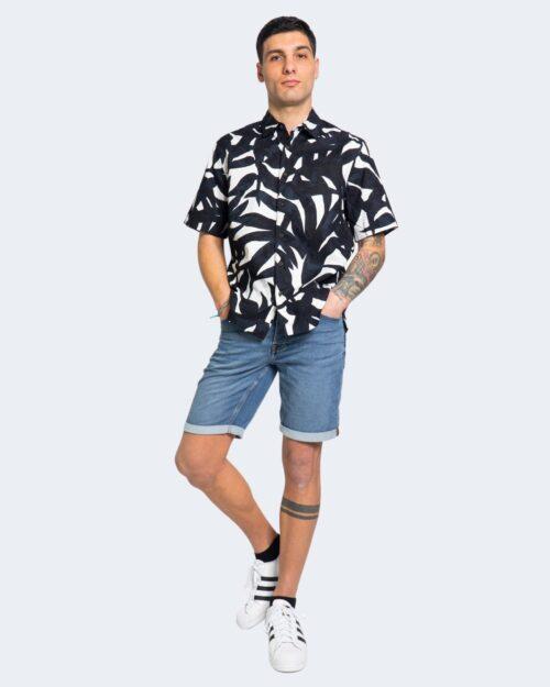Camicia manica corta Only & Sons ENOAH Bianco – 63324