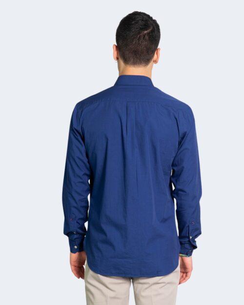 Camicia manica lunga U.s. Polo Assn. KUSTAVI Blu – 67916