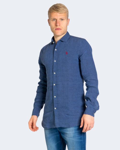 Camicia manica lunga U.s. Polo Assn. ADAM Denim – 67337