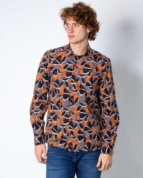 Camicia manica lunga Antony Morato SUBURBIA Arancione – 42132