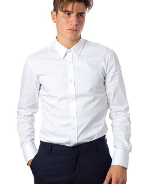 Camicia manica lunga Antony Morato BASICA Bianco - Foto 1