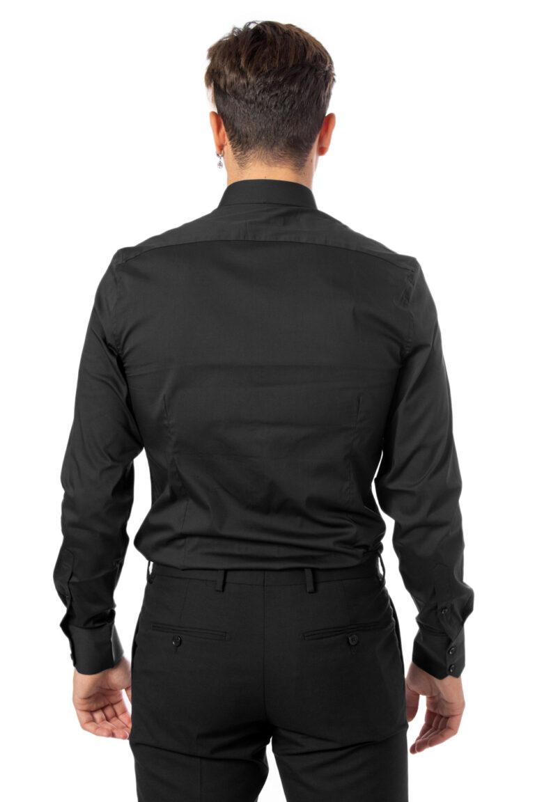 Camicia manica lunga Antony Morato BASICA Nero - Foto 2