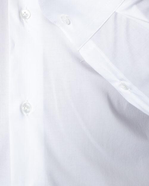 Camicia manica lunga Brian Brome STRETCH FRANCESE Bianco - Foto 4