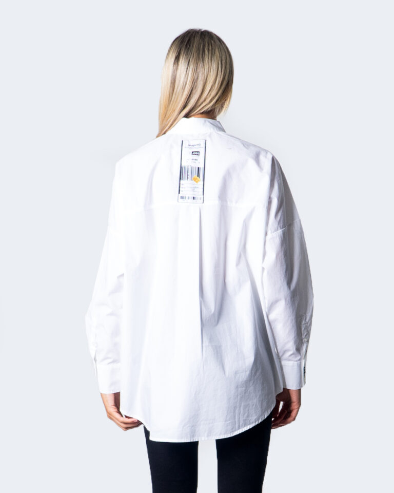 Camicia manica lunga Desigual CAM ODER Bianco - Foto 4